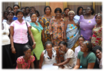 Women Group of Ultimate Life Foundation