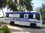 Mobile Clinic India