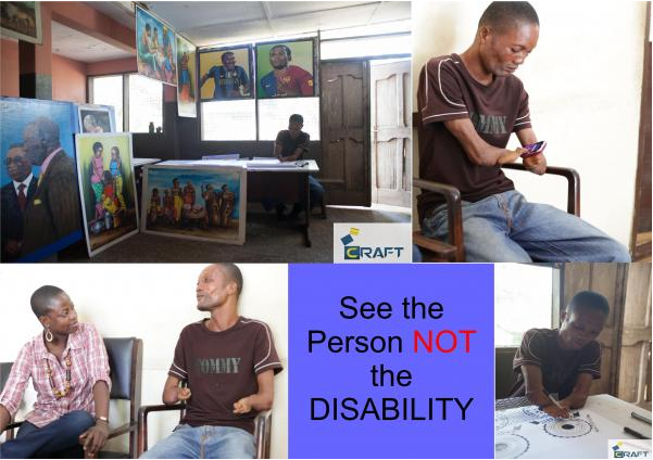 abilities of people with disabilities Intellectual disability (id), once called mental retardation, is characterized by below-average intelligence or mental ability and a lack of skills necessary for day-to-day living people with .