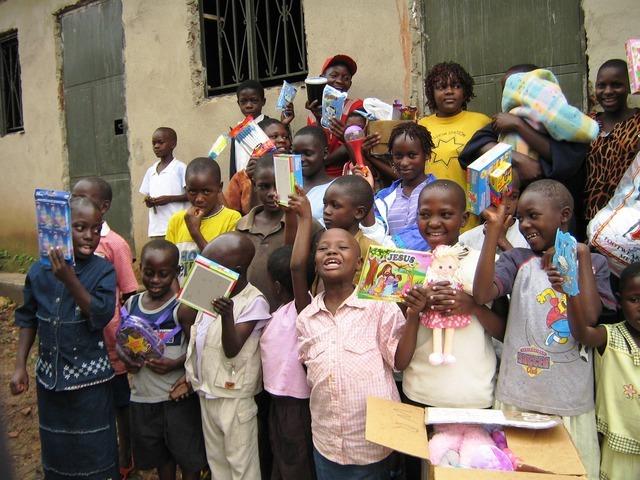 Donate Children's Christmas Gifts Items for orphans and widows in ...