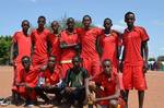 Football match for Dadaab Refugee Youth