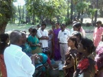 Training on Organic farming  and organic pesticide production