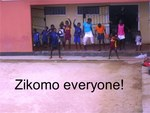 Zikomo everyone