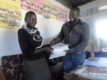 Educatinal Support(Books) in promotion of Girl Child Education in Northern Uganda