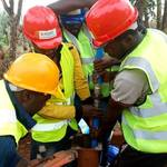 Rehabilitating Water Pumps in community