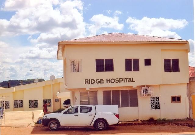 Ridge Hospital Ghana Obuasi Ridge Hospital