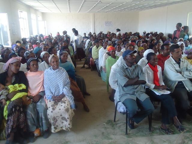 The Hunger Project-Ethiopia | Corporate NGO partnerships