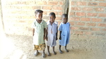 some of the HIV/AIDS kids that we take care of at our orphanages