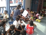 Charity at Orphanage Home